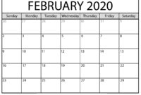 Free Printable Calendar Templates 2020 For Kids In Home inside Blank Calendar Template For Kids