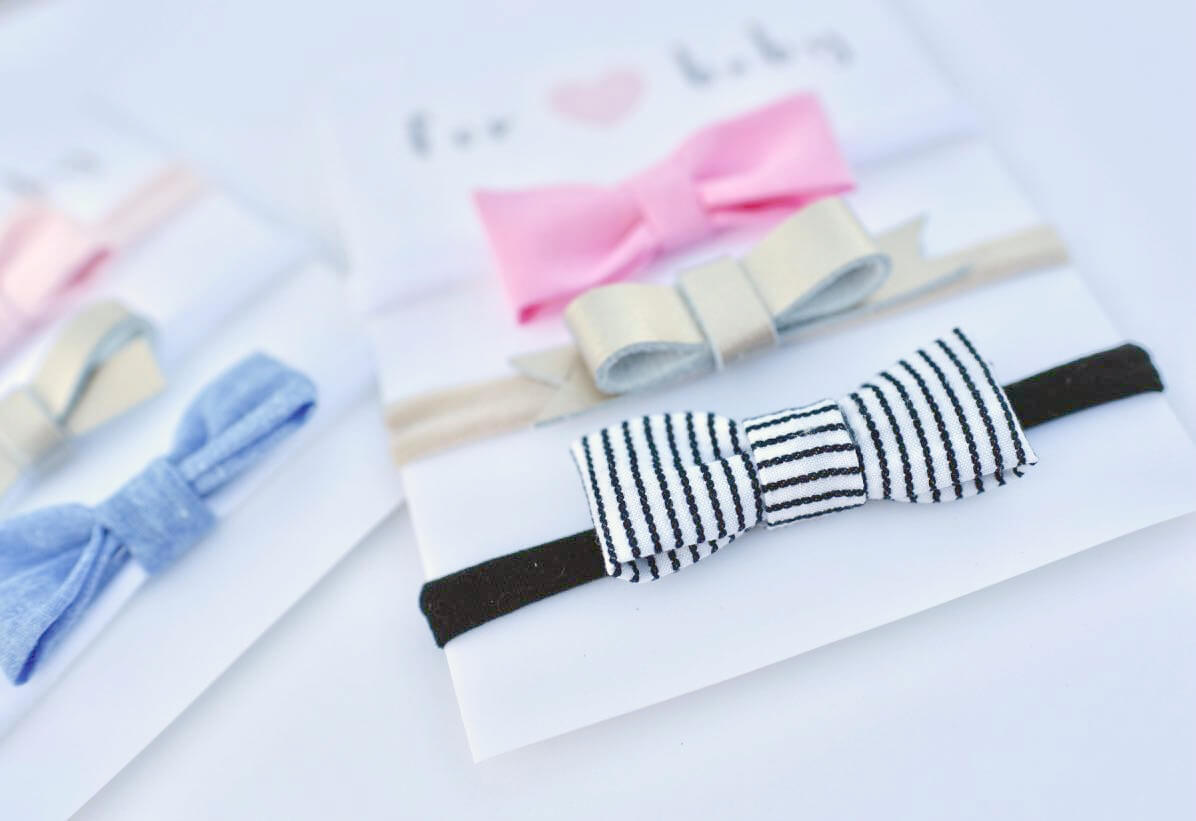 Free Printable Hair Bow Cards For Diy Hair Bows And In Headband Card Template