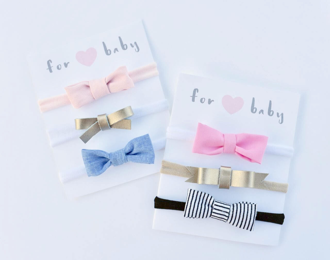 Free Printable Hair Bow Cards For Diy Hair Bows And Throughout Headband Card Template