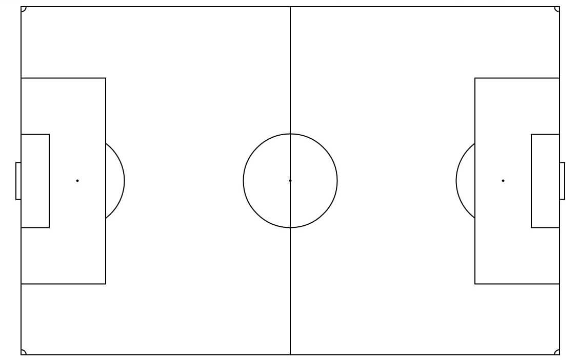 Free Soccer Field Template, Download Free Clip Art, Free With Regard To Blank Football Field Template