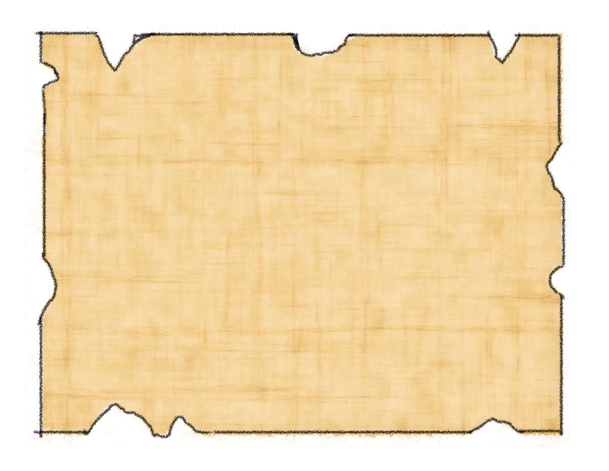 Free Treasure Map Outline, Download Free Clip Art, Free Clip In Blank Pirate Map Template