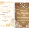 Free Wedding Cards Templateskj On Dribbble Intended For Adobe Illustrator Card Template