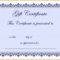 Gift Certificate Template Png | Certificatetemplategift Inside Free Certificate Templates For Word 2007