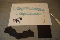 Graduation Pop Up Card: 3D Cap Tutorial - Creative Pop Up Cards throughout Graduation Pop Up Card Template