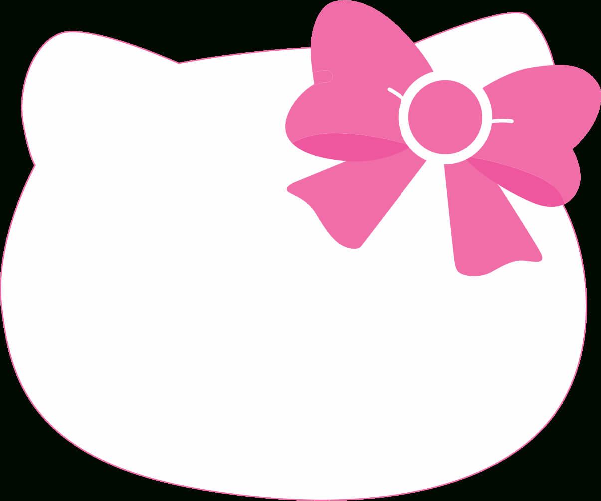 Hello Kitty Birthday Banner Templates Regarding Hello Kitty Banner Template