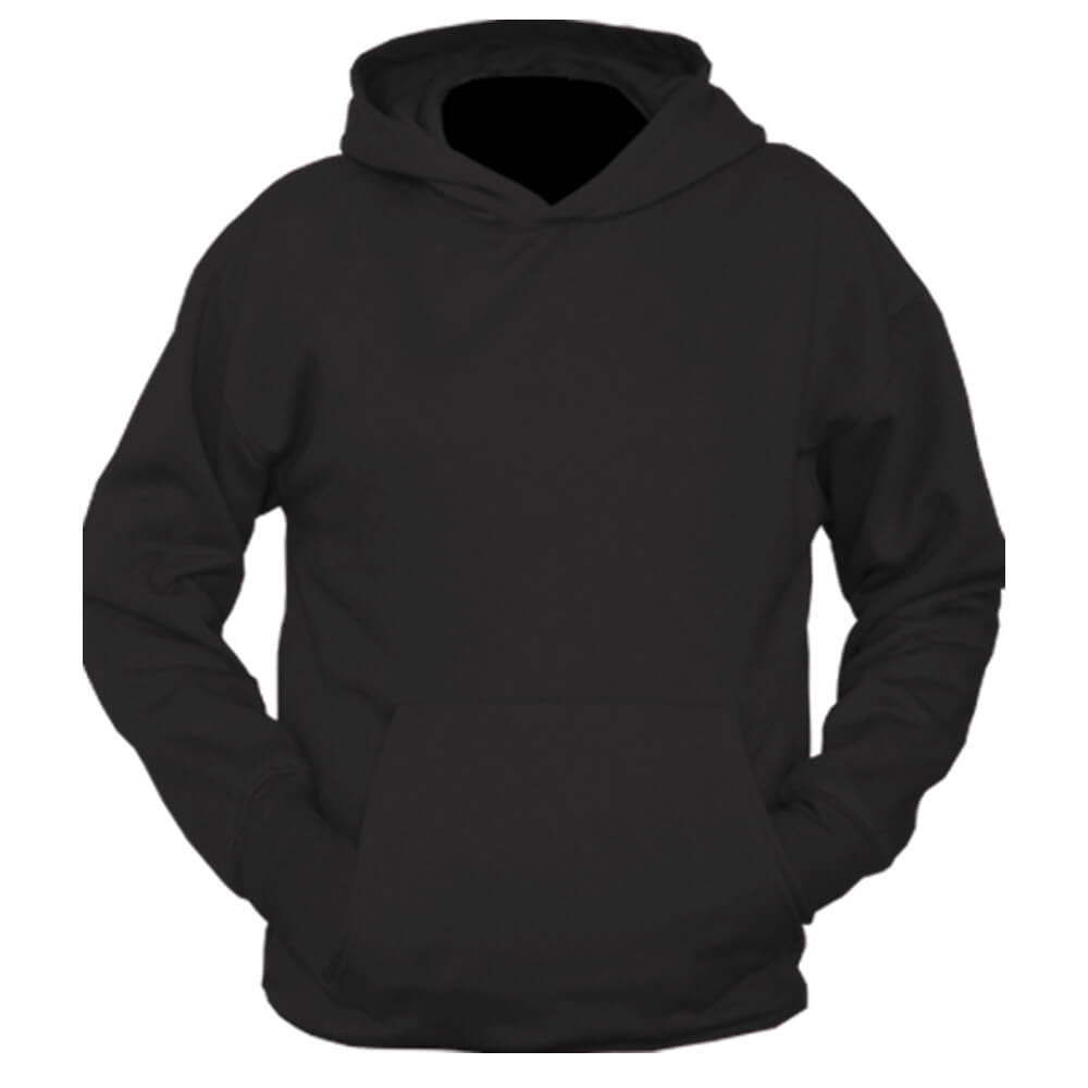 Hoodie Template Front Transparent & Png Clipart Free Pertaining To Blank Black Hoodie Template