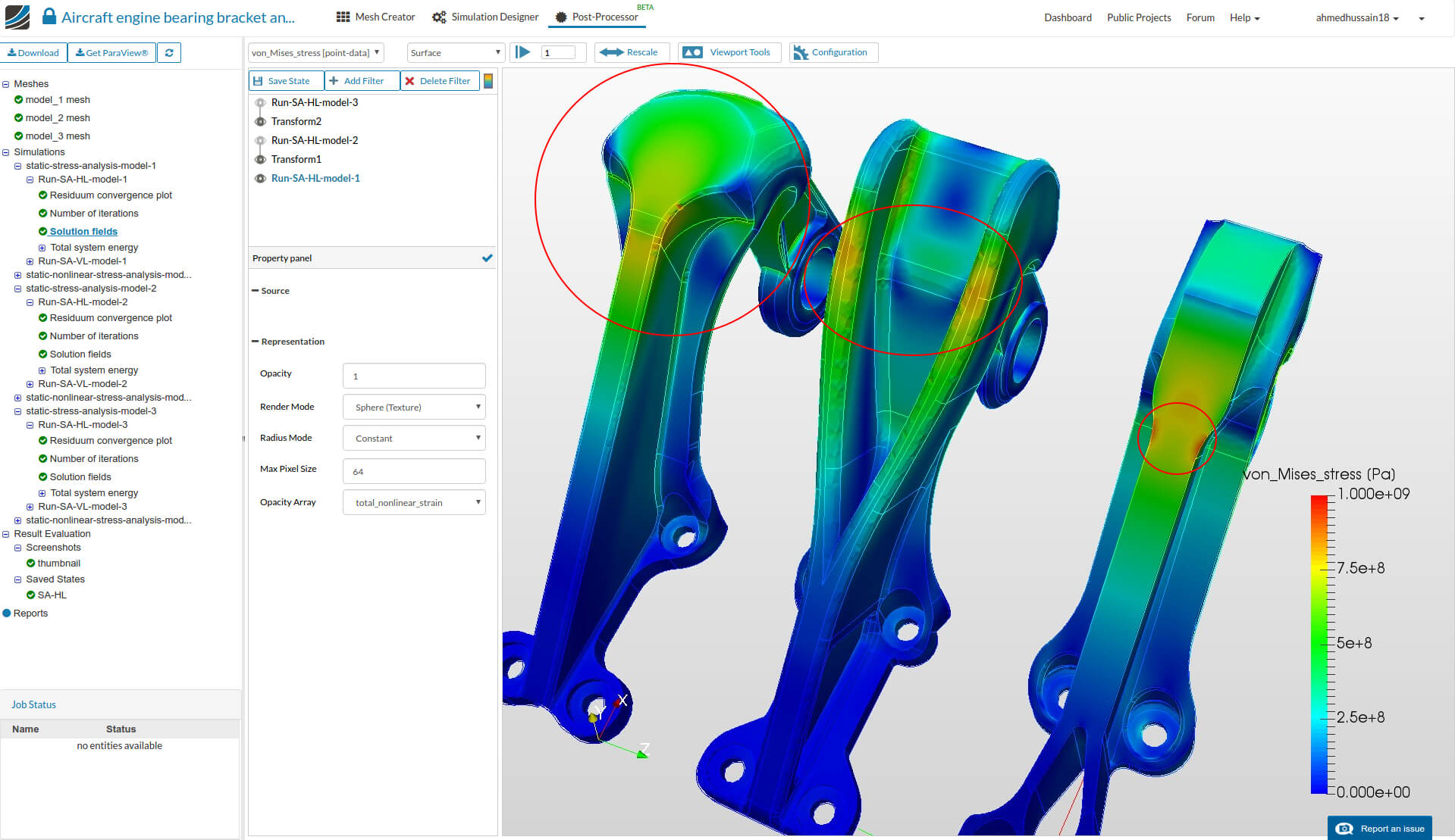 How To Create A Fea Report - Solid Mechanics / Fea Throughout Fea Report Template