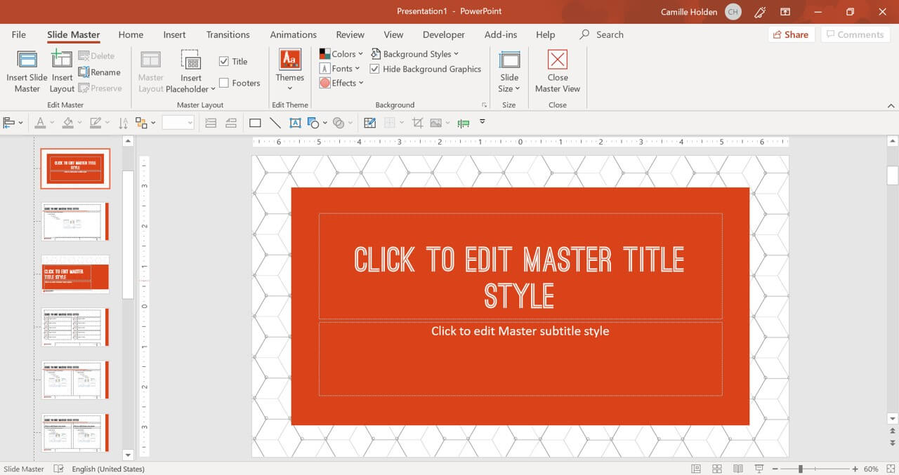 How To Create A Powerpoint Template (Step By Step) With How To Edit A Powerpoint Template