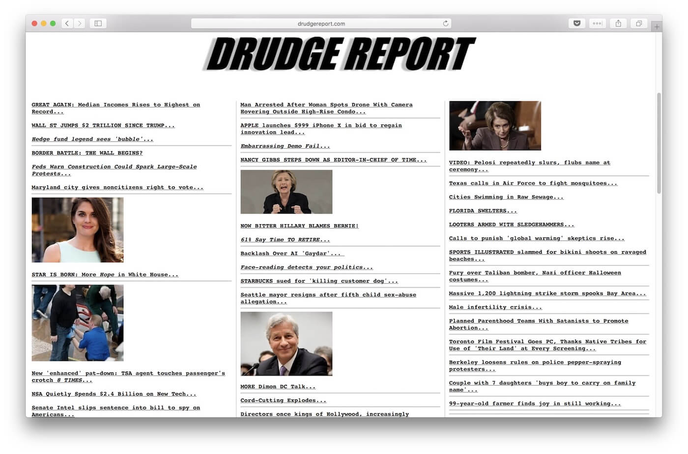 How To Create A WordPress News Aggregator Website In Drudge Report Template