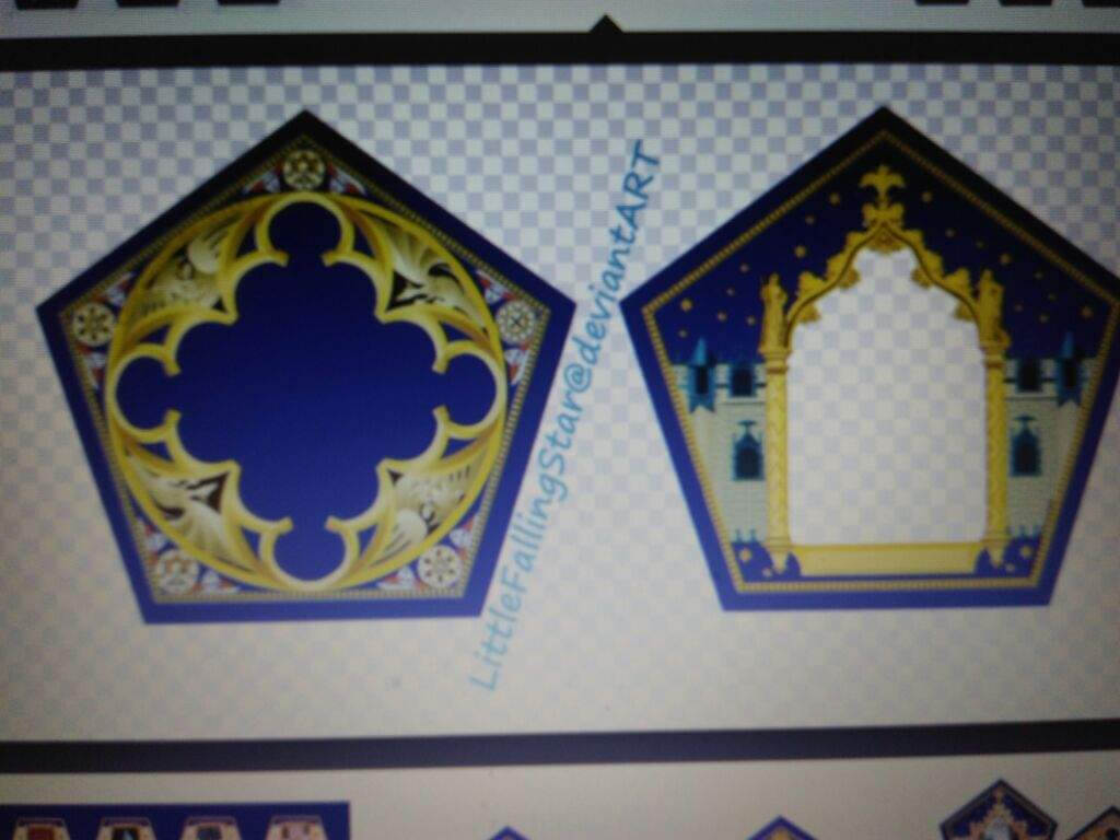How To Get Your Face On A Chocolate Frog Card? | Harry Intended For Chocolate Frog Card Template