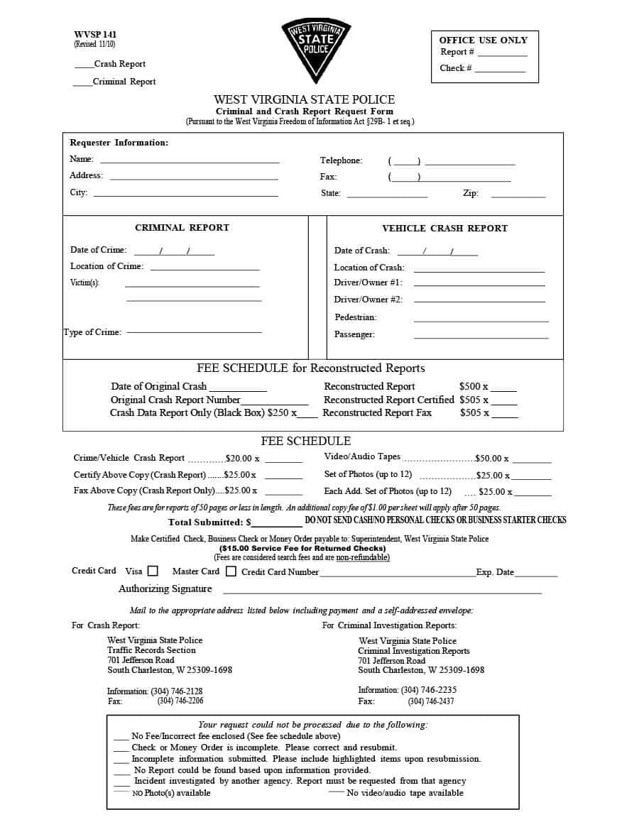How To Make A Fake Police Report - Bolan.horizonconsulting.co With Regard To Fake Police Report Template