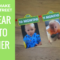 How To Make Sesame Street 1St Year Photo Banner | Free For Sesame Street Banner Template