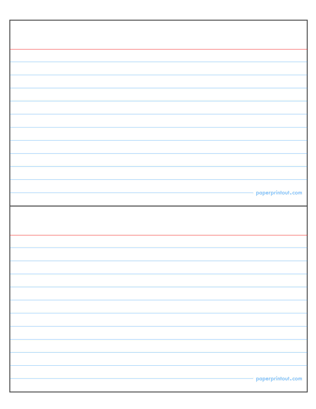 Index Card Template | E Commercewordpress Within 5 By 8 Index Card Template