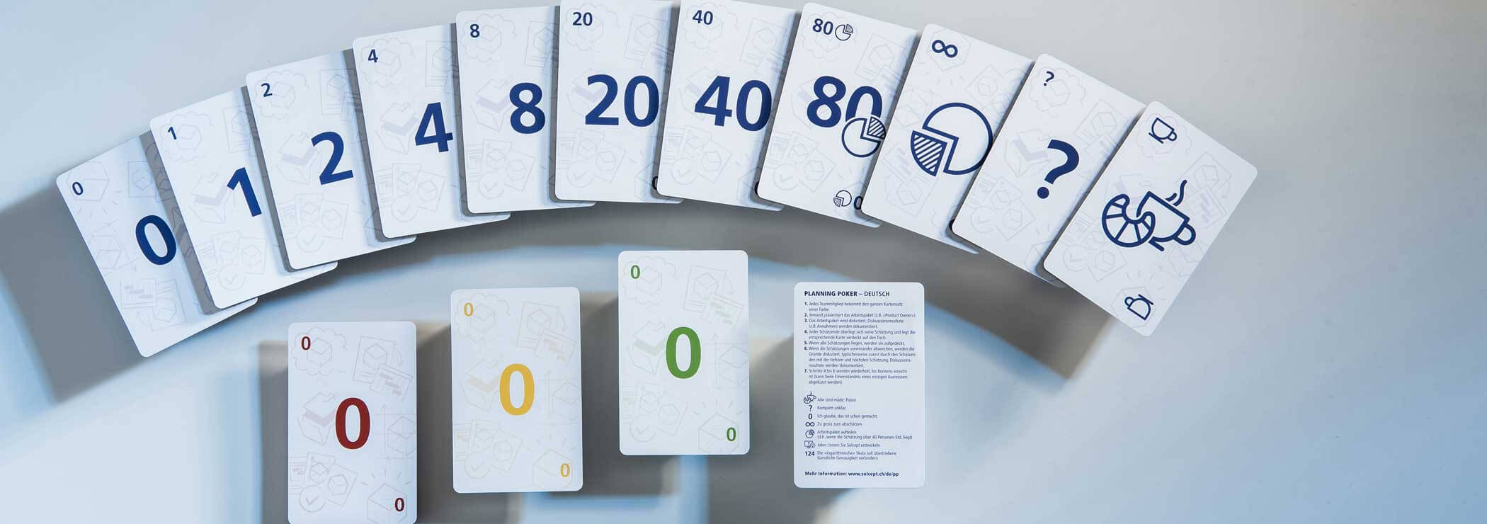 Instructions For Planning Poker Within Planning Poker Cards Template