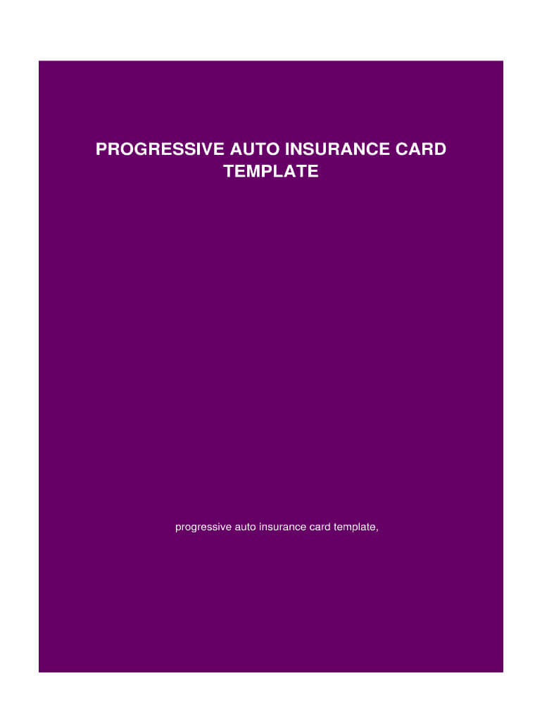 Insurance Card Template – Fill Online, Printable, Fillable Inside Car Insurance Card Template Download