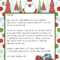 Letter From Santa Template Word Document – Essay Writing Top With Letter From Santa Template Word