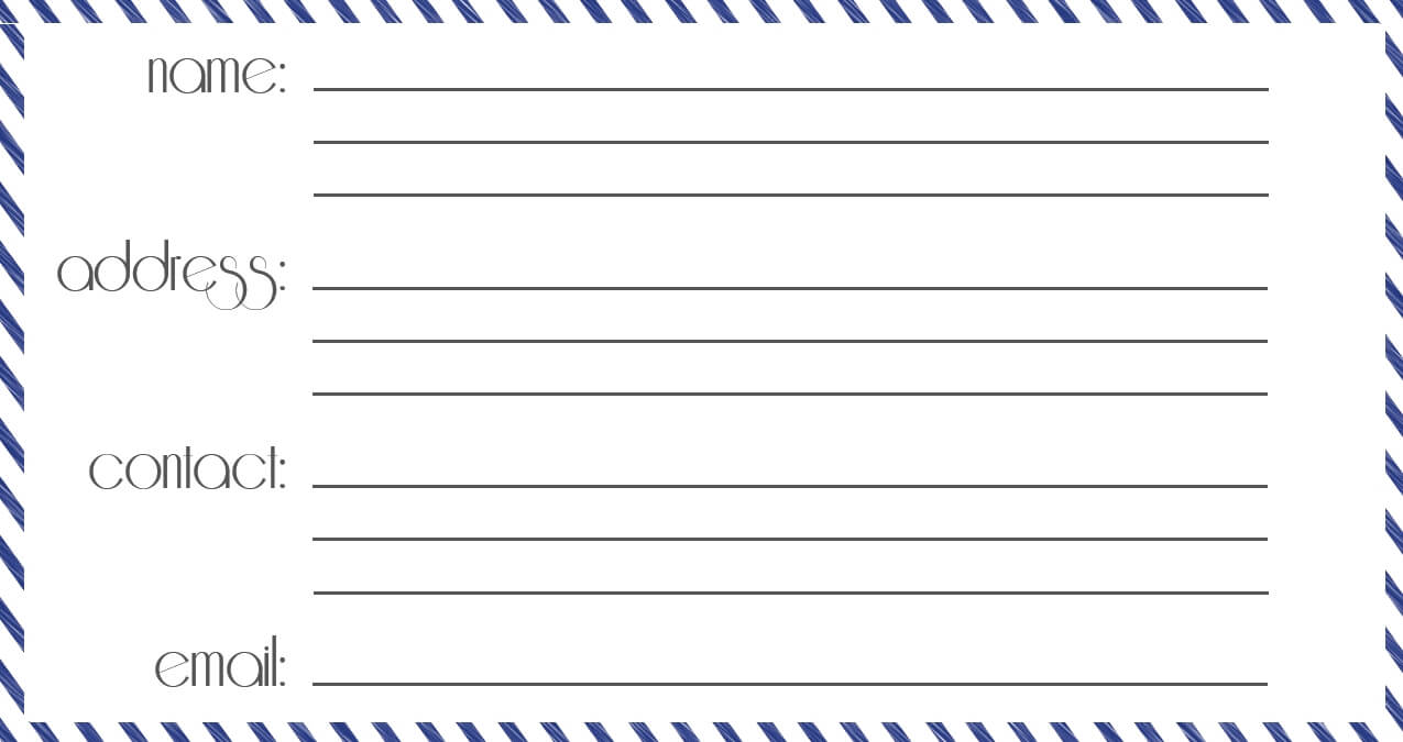Luggage Tag Template Clipart Inside Blank Luggage Tag Template