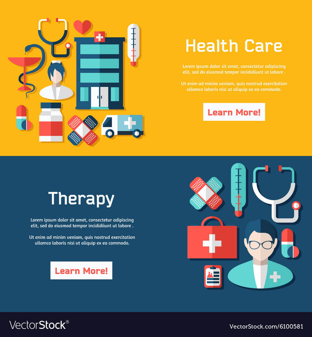Medical Brochure Template For Web Or Print Regarding Healthcare Brochure Templates Free Download