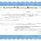 Membership Certificate Template | Certificate Templates With New Member Certificate Template