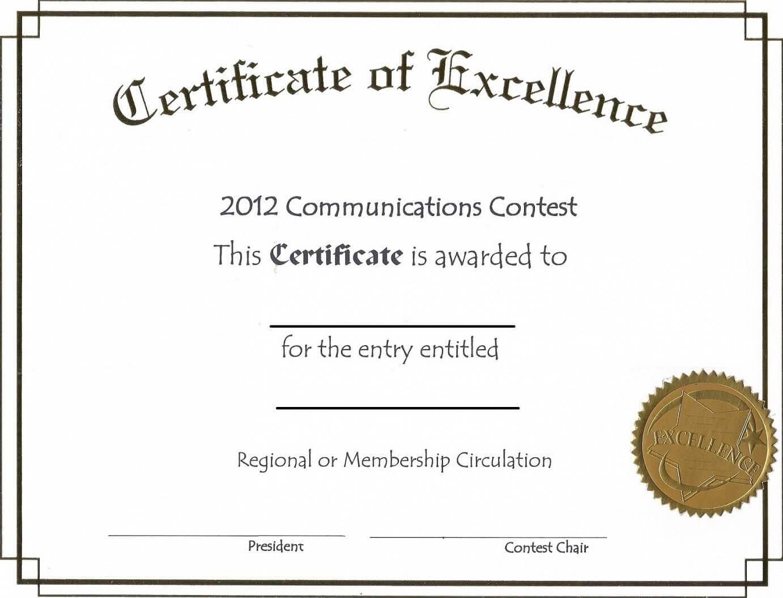 Microsoft Word Certificate Templates - Yatay With Microsoft Word Certificate Templates