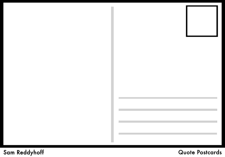 Ms Word Postcard Template Fresh Postcard Template Word Pertaining To Microsoft Word 4X6 Postcard Template