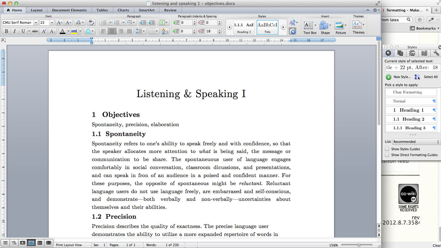 Ms Word Thesis Template - Zohre.horizonconsulting.co Pertaining To Ms Word Thesis Template