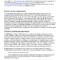 Non Disclosure Agreement (Nda) Template – Sample In Nda Template Word Document