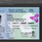 Ontario Driver License Psd Template (Newest Version) – Psd With Blank Drivers License Template