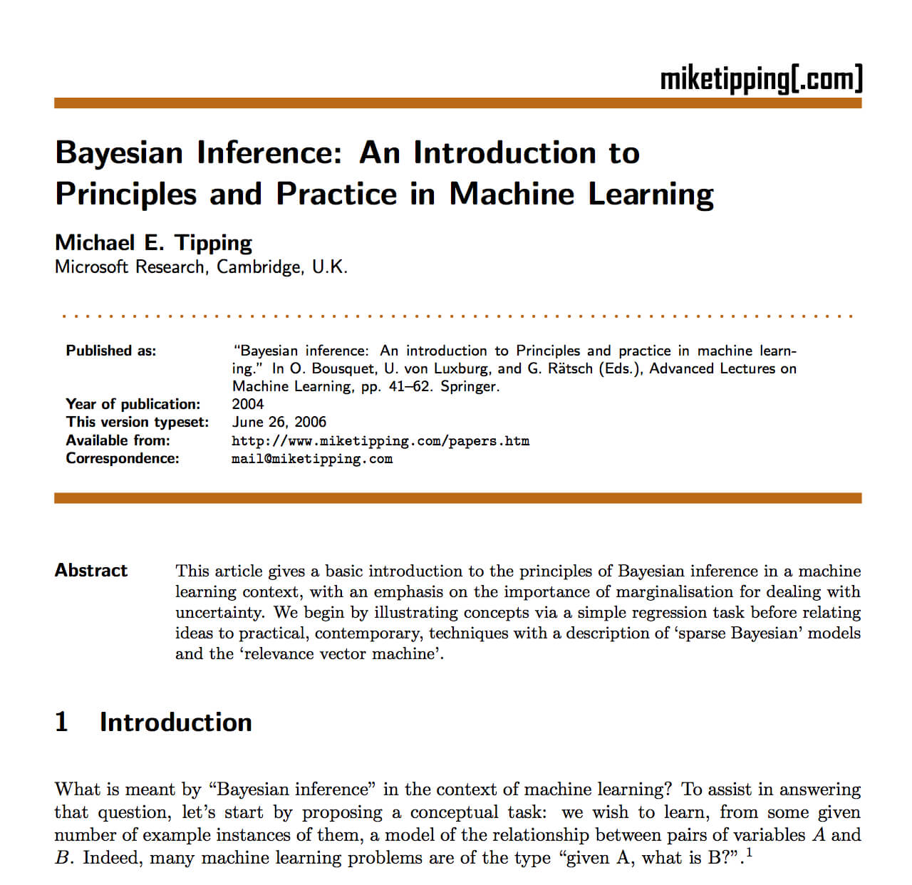 Packages - Identifying A Template For A Scientific Paper Regarding Latex Template Technical Report