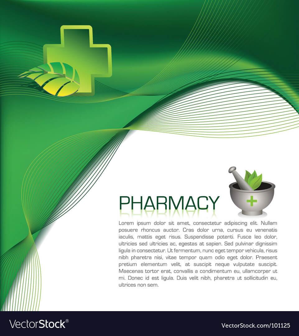 Pharmacy Brochure Throughout Pharmacy Brochure Template Free