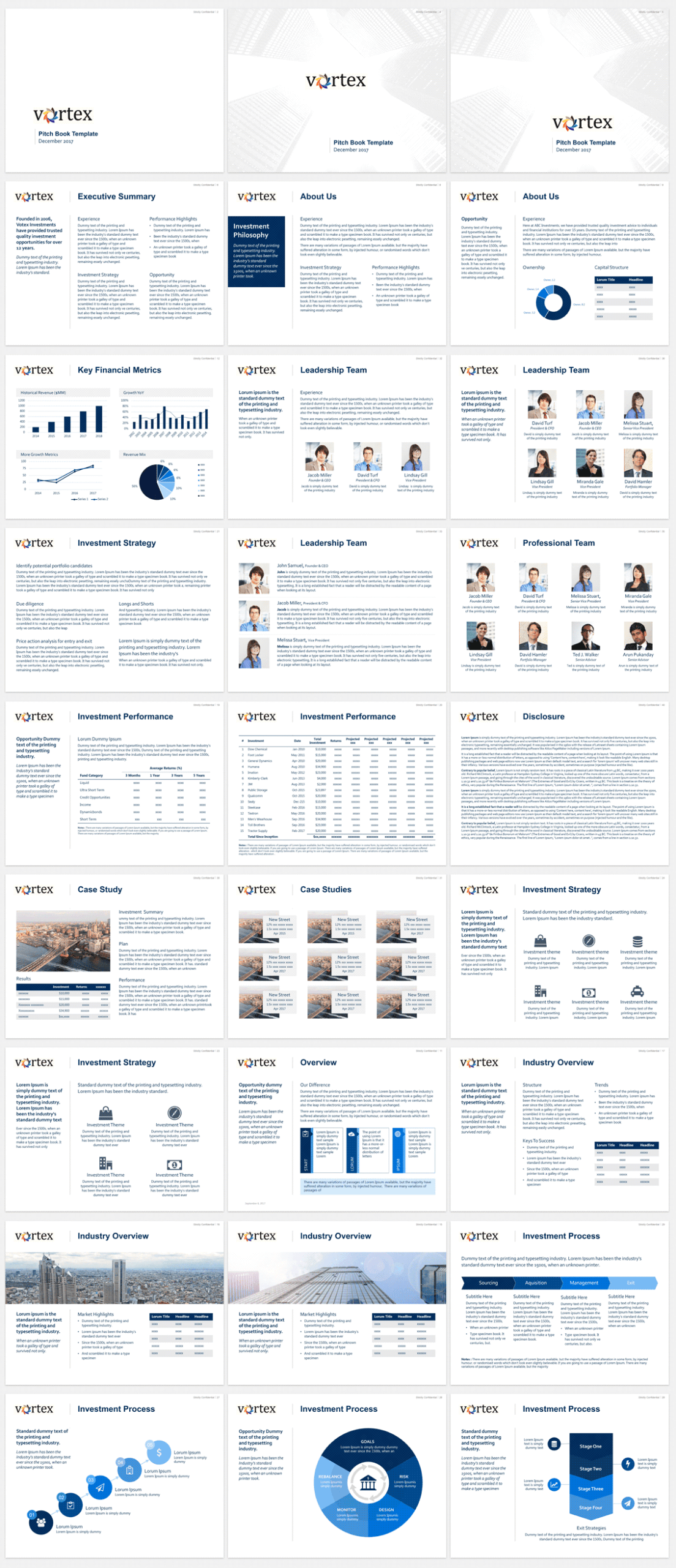 Pitch Book Template Example For Investment Banking Pitch With Regard To Powerpoint Pitch Book Template