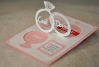 Pop Up Wedding Card Template Free ] - Wedding Card Templates inside Wedding Pop Up Card Template Free