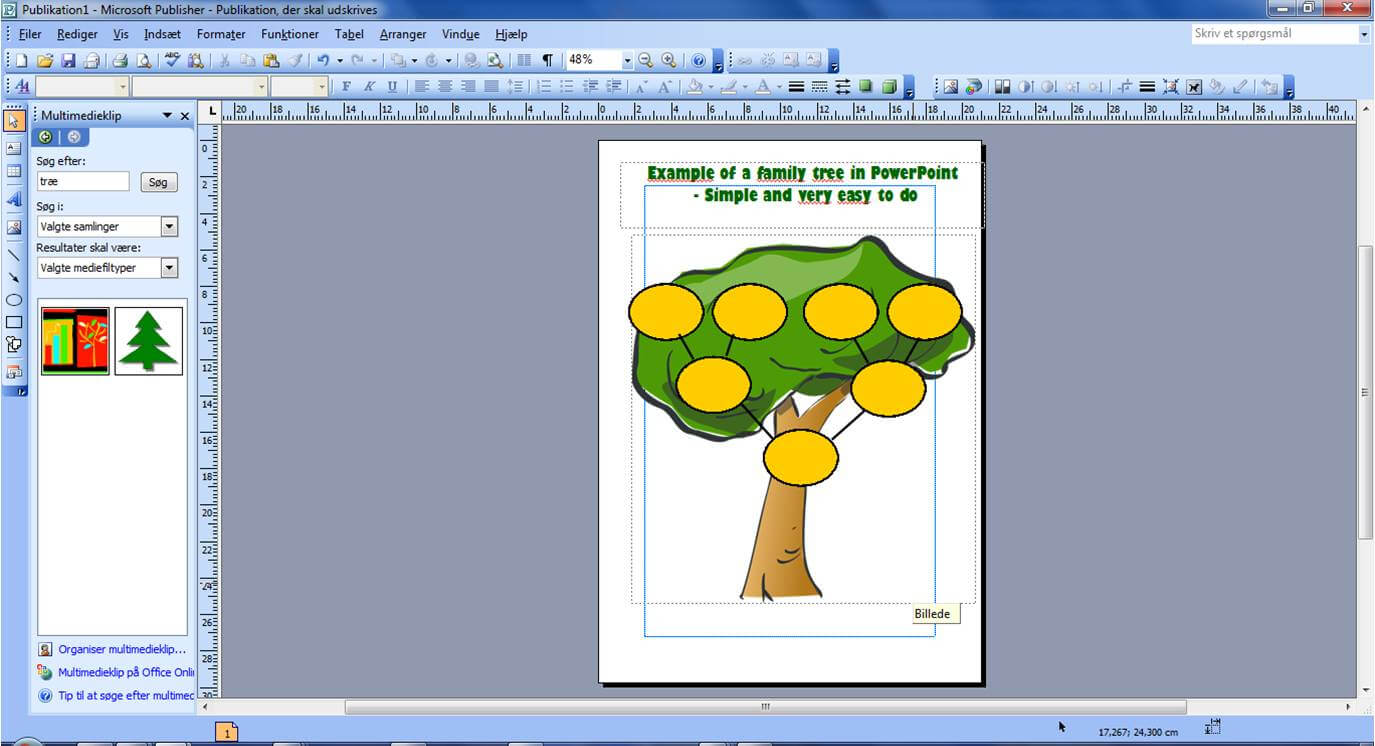 Powerpoint Example Of Family Tree – Family Tree Template Inside Powerpoint Genealogy Template