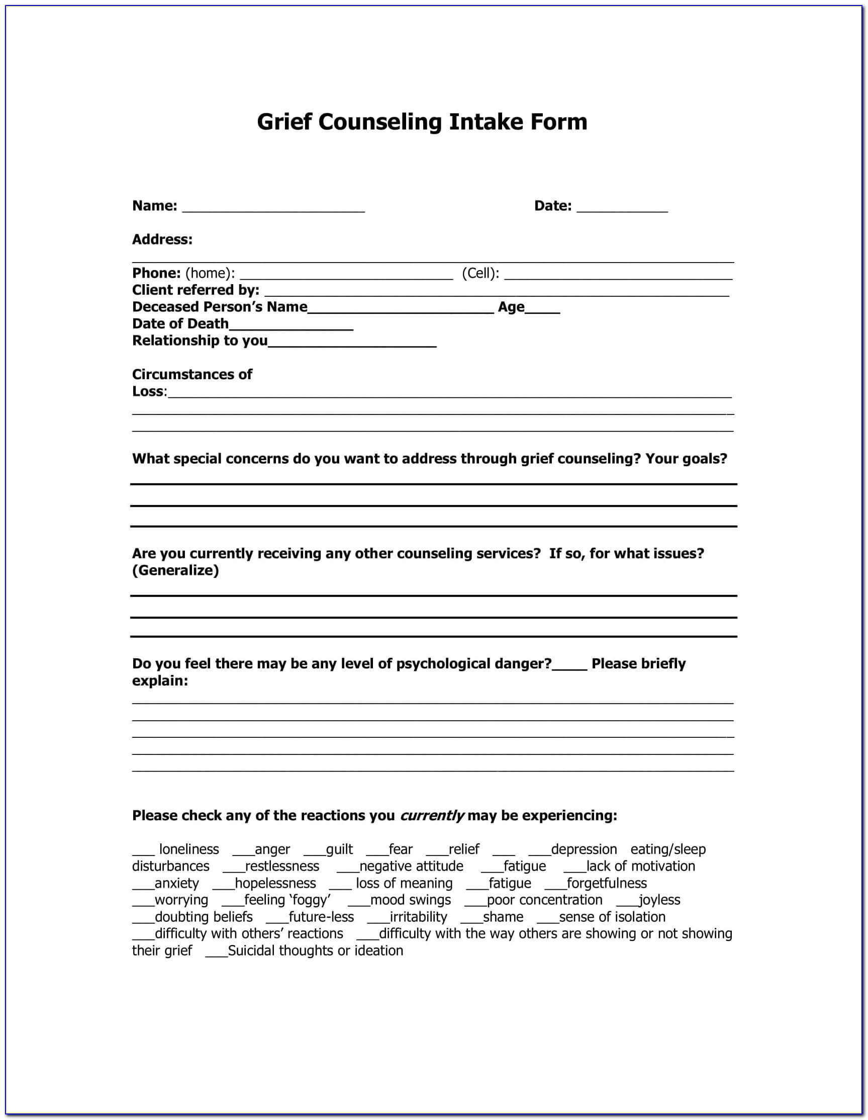 Premarital Counseling Format - Form : Resume Examples With Regard To Premarital Counseling Certificate Of Completion Template