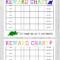 Printable Reward Chart – The Girl Creative Throughout Blank Reward Chart Template