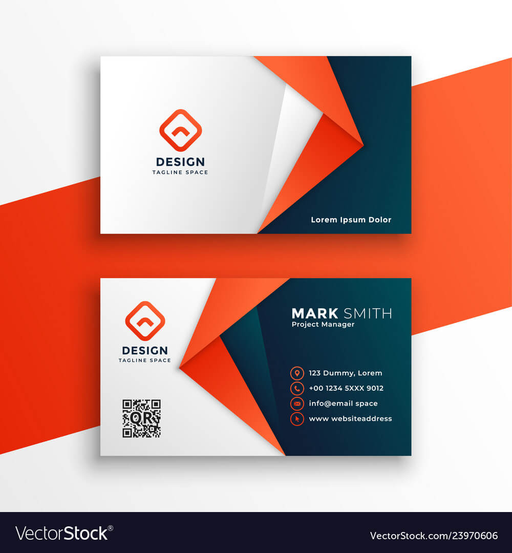 Professional Business Card Template Design In Google Search Business Card Template