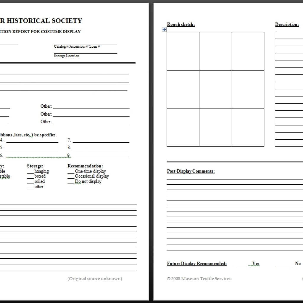 Property Condition Assessment Template - Yatay Pertaining To Property Condition Assessment Report Template
