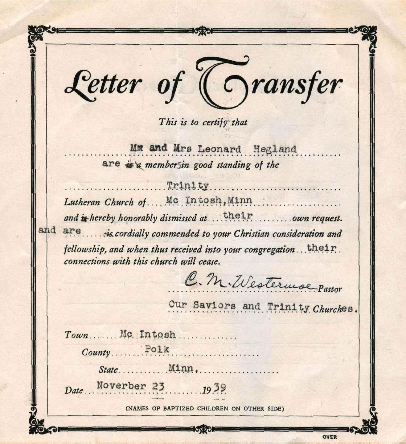 Sample Application For School Leaving Certificate With School Leaving Certificate Template