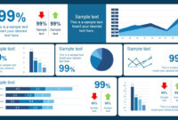 Scorecard Dashboard Powerpoint Template throughout Powerpoint Dashboard Template Free