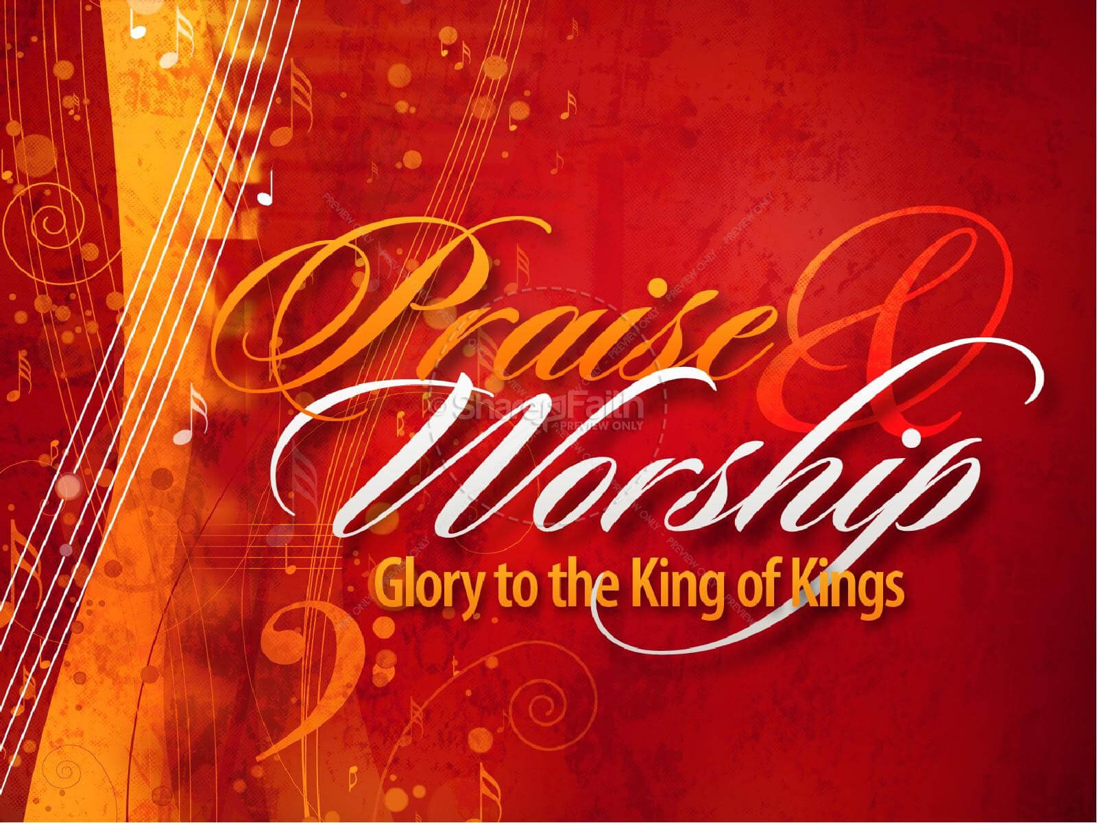 Sharefaith: Church Websites, Church Graphics, Sunday School Pertaining To Praise And Worship Powerpoint Templates