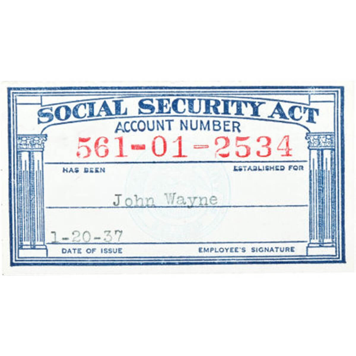 Social Security Card Template Pdf ] - Galleryhip Com Social Intended For Editable Social Security Card Template