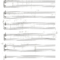 Spreadsheet Examples Sheet Music Ate Printable Guitar For In Blank Sheet Music Template For Word