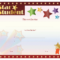 Star Student Certificate – Free Printable Download Regarding Free Student Certificate Templates