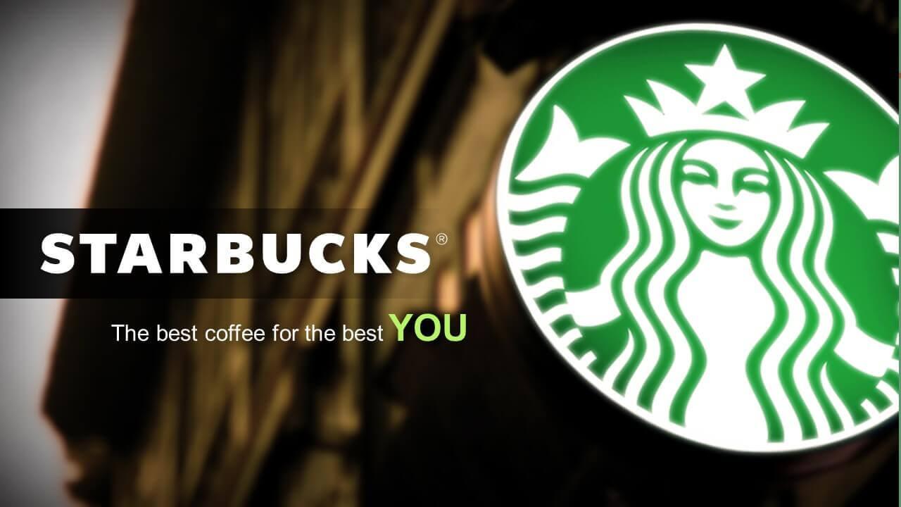 Starbucks - Powerpoint Designers - Presentation & Pitch Deck In Starbucks Powerpoint Template