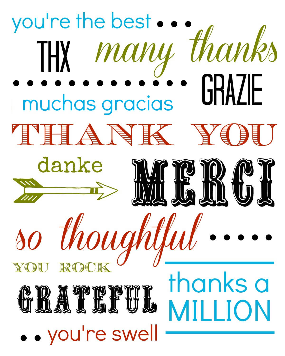 Thank You Card Free Printable Pertaining To Soccer Thank You Card Template