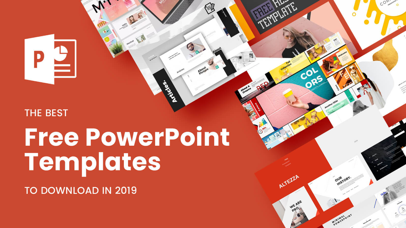 The Best Free Powerpoint Templates To Download In 2019 Inside Pretty Powerpoint Templates