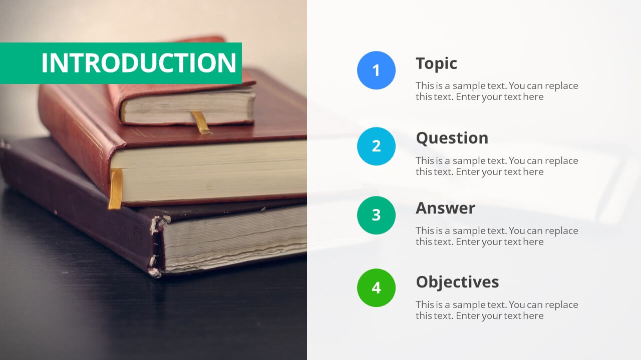 Thesis Presentation Powerpoint Template In Powerpoint Templates For Thesis Defense