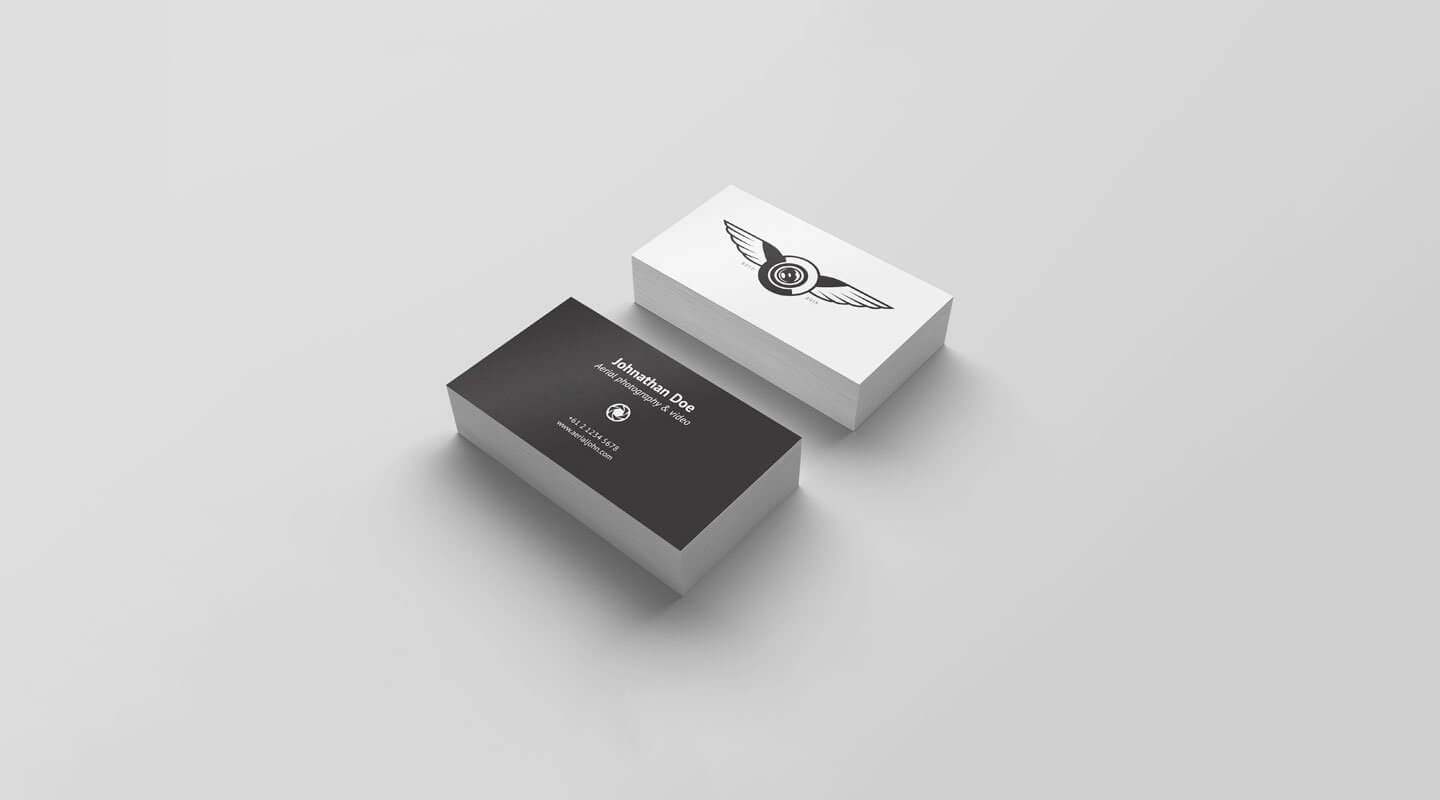 Top 26 Free Business Card Psd Mockup Templates In 2019 Inside Psd Name Card Template