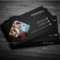 Top 26 Free Business Card Psd Mockup Templates In 2019 With Name Card Template Photoshop