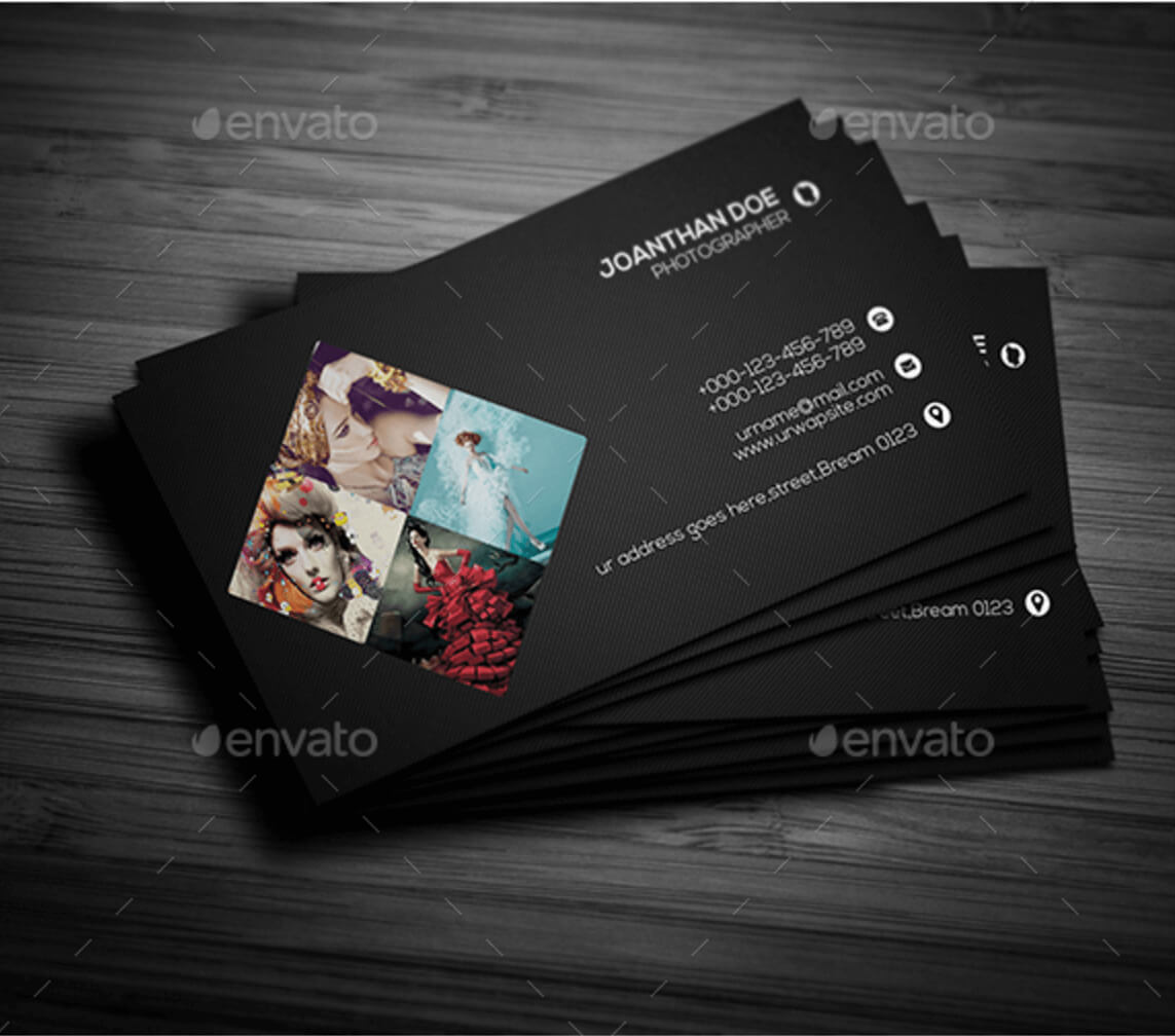 Top 26 Free Business Card Psd Mockup Templates In 2019 Within Free Business Card Templates In Psd Format